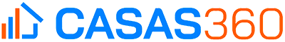Casas360 Logo